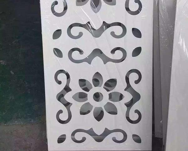 成都艺术雕花铝单板
