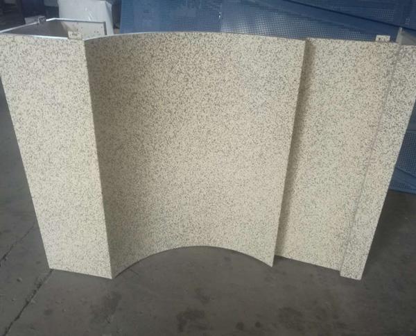 仿石纹外墙铝单板