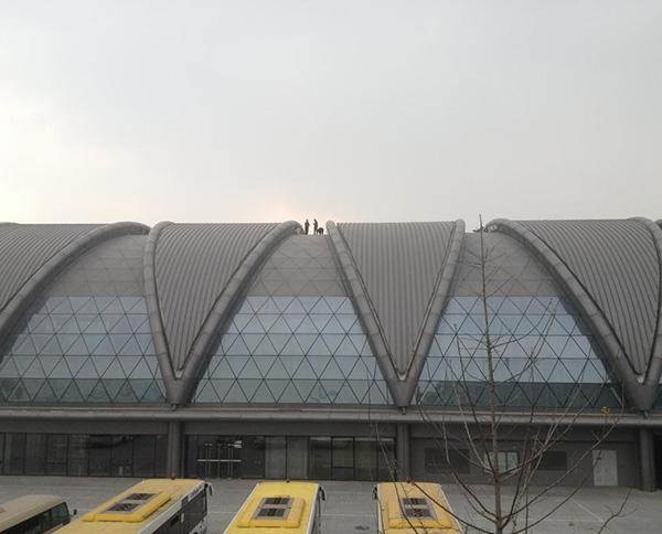 成都双流机场T2航站楼